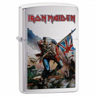 29432 Zippo öngyújtó Csiszolt króm - Iron Maiden