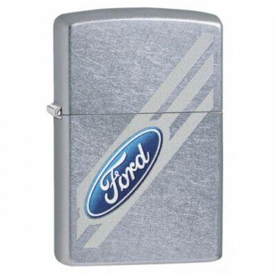 29577 Zippo öngyújtó, matt ezüst színben - Ford