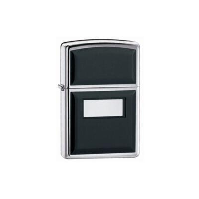 Zippo Öngyújtó, Reg Ultralite Black 366
