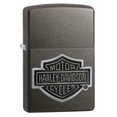 29822 Szürke Zippo öngyújtó, Harley Davidson®