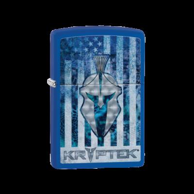 49179 Zippo öngyújtó kék színben -Kryptek®