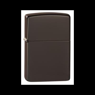 49180 Zippo öngyújtó barna színben