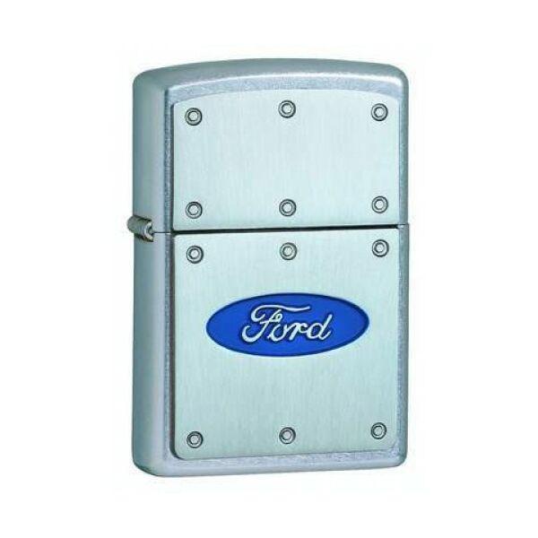 20295 Zippo öngyújtó, matt ezüst színben - Ford