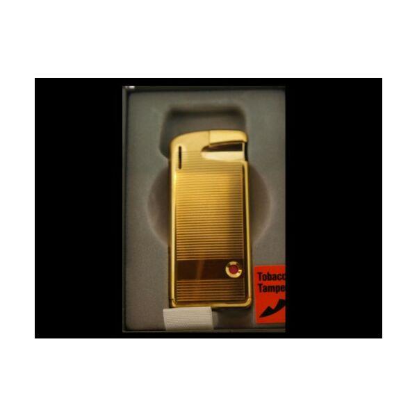 35-5200GS IM Corona Öngyújtó, arany színben, Doboz nélkül, Utolsó darabok