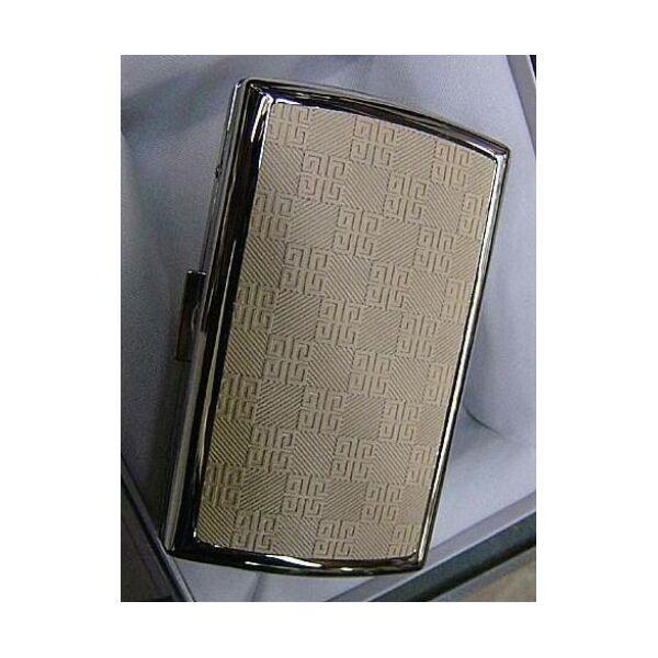 GC3-0003 Givenchy elegáns cigaretta tartó 10 szálhoz