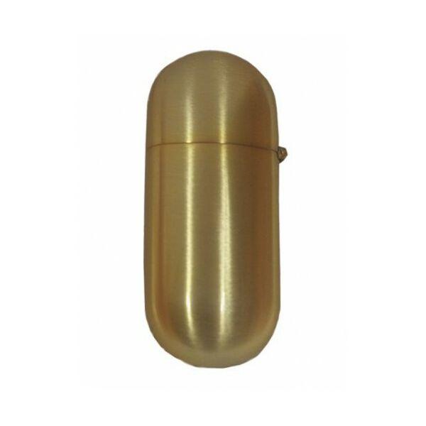 SA0234 Sarome Gravírozható öngyújtó, Arany színben, Utolsó darab