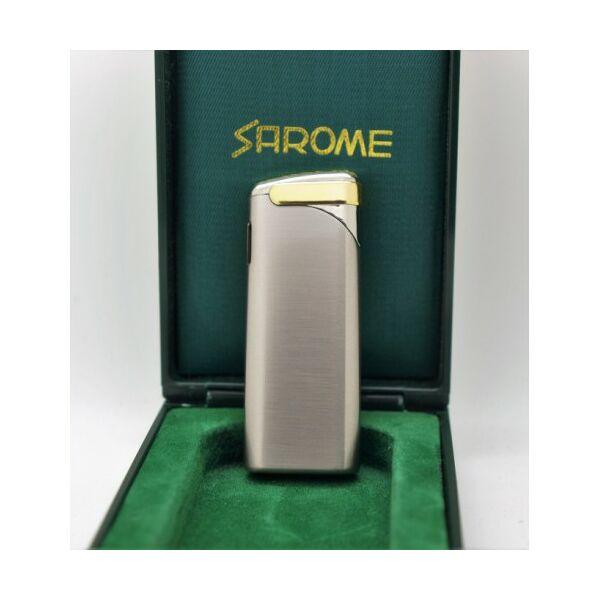 SA2630 Sarome Gravírozható öngyújtó, bicolor színben, Utolsó darab