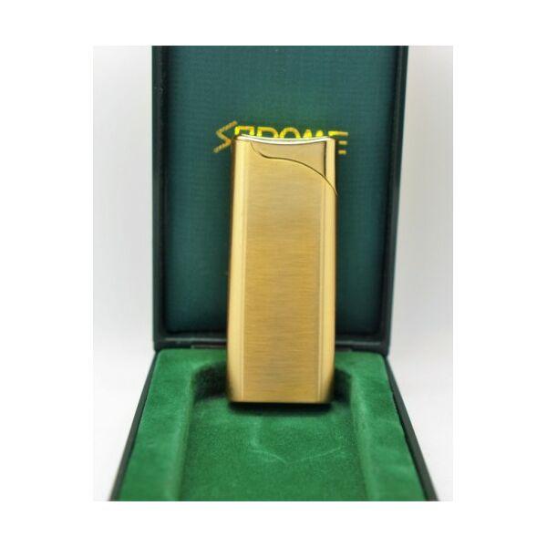 SA2631 Sarome Gravírozható öngyújtó, arany színben, Utolsó darab