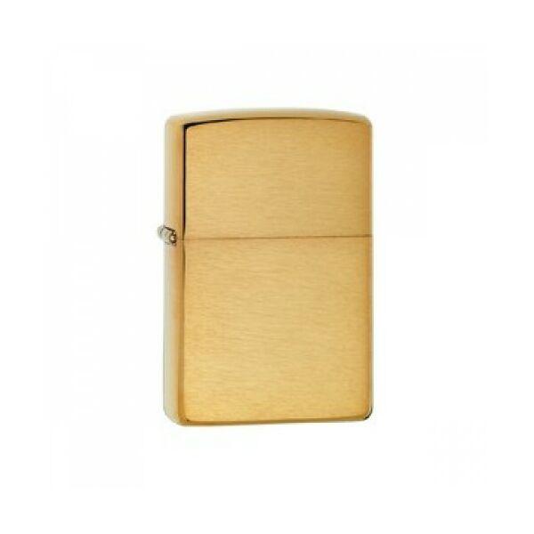 168 Zippo Öngyújtó, matt arany színű
