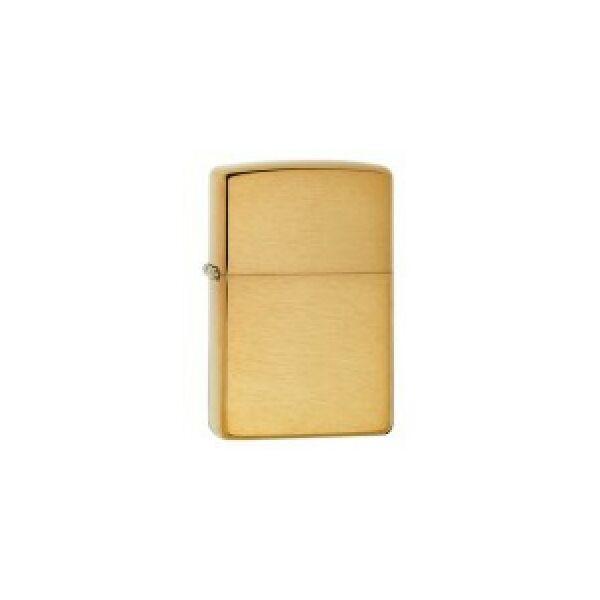 204b Zippo öngyújtó, arany színben, gravírozható